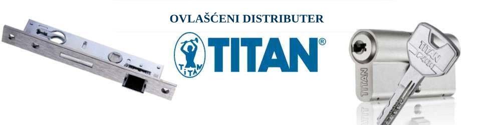Ovlašćeni distributer TITAN proizvoda