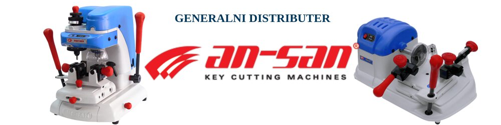Generalni distributer AN-SAN proizvoda