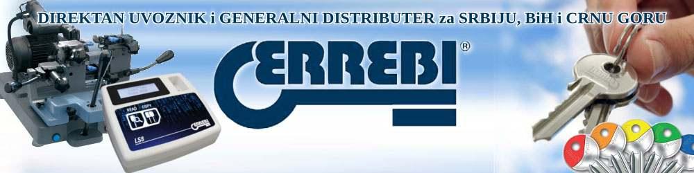 Generalni distributer ERREBI proizvoda