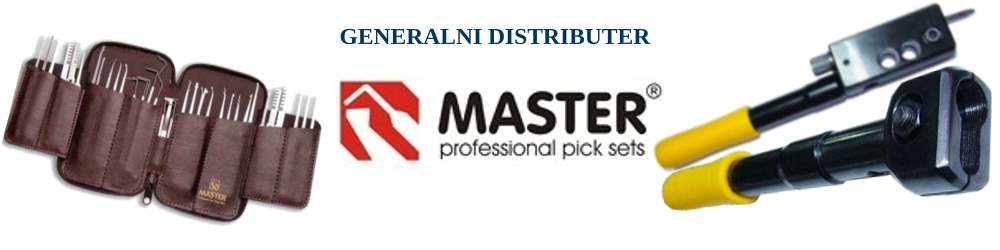 Generalni distributer MASTER proizvoda