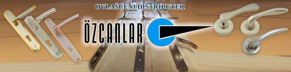Ovlašćeni distributer OZCANLAR proizvoda