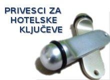 Privesci za hotelske kljuceve